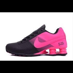 pretty nice 6c1ea e9715 Nike Shoes - Hot New Women s Nike Shox Deliver Black Pink